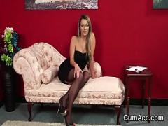 Good hub video category blowjob (313 sec). Sexy hot playgirl dominated.