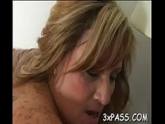 XXX movie category Unknown (309 sec). Chained babe needs hot castigation.