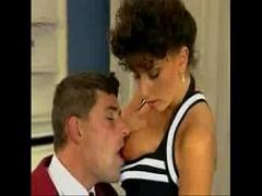 Watch x videos category blowjob (307 sec). Sexy female agent shares sex knowledge.