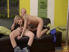 Good erotic category orgy (367 sec). Fleshly and randy sex games.